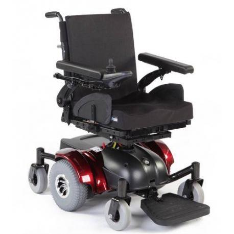 Silla de ruedas eléctrica compacta Quickie Hula