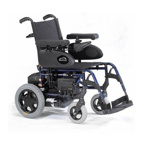 Silla de ruedas eléctrica plegable Quickie F35 R2